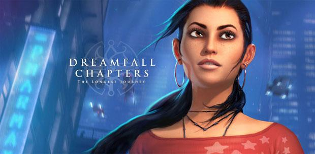 Dreamfall Chapters:The Longest Journey | (2014) [ENG/ENG] RePack [R.G. Gamblers]