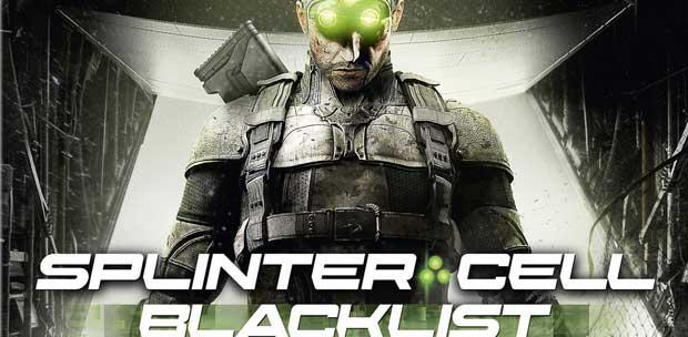 [Xbox360] Tom Clancy's Splinter Cell: Blacklist [RUSSOUND][PAL] [2013, Action / 3D / 3rd Person / Stealth]