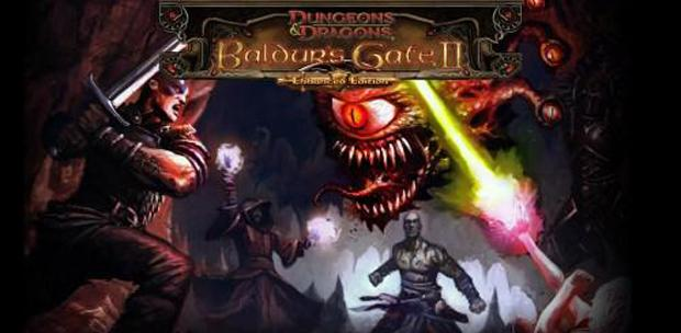 Baldur's Gate II: Enhanced Edition (2013) (ENG) [L] - RELOADED + Update v1.2.2030 (RELOADED)