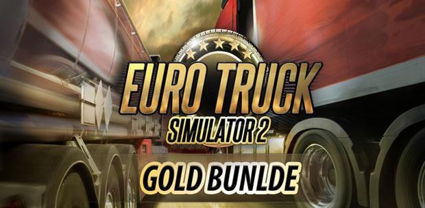 Euro Truck Simulator 2 Gold Bundle [v 1.20.1s + 27 DLC] [RUS/ENG] [MULTi35] (2015) | Steam-Rip от R.G. Origins