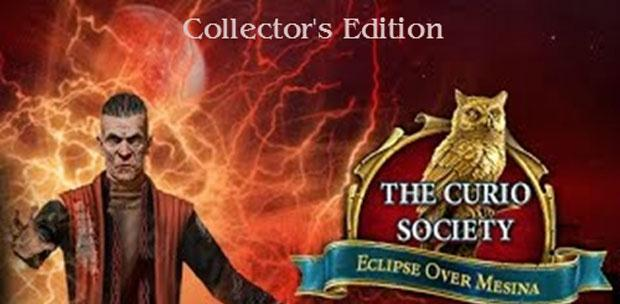 The Curio Society. Eclipse Over Mesina Collector's Edition [P] [ENG / ENG] (2015)