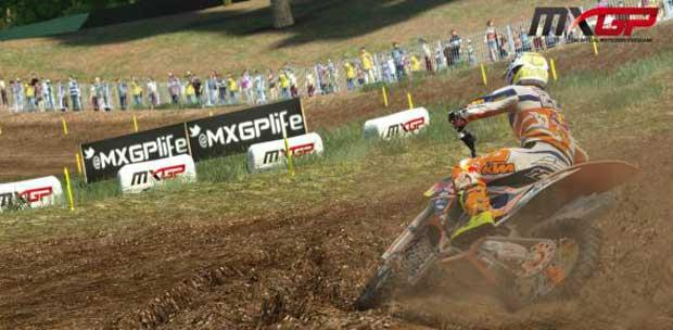 [Xbox 360] MXGP: The Official Motocross Videogame (LT+1.9) [2014, Racing (Motorcycles) / 3D]