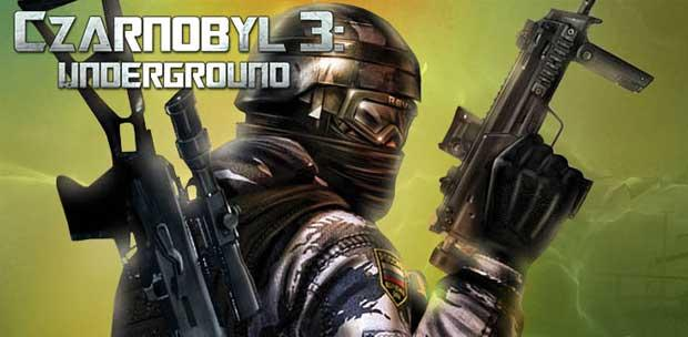 Chernobyl 3: Underground (2013) [RePack, RUS, Action (Shooter) / 3D / 1st Person] (от R.G. REVOLUTiON)