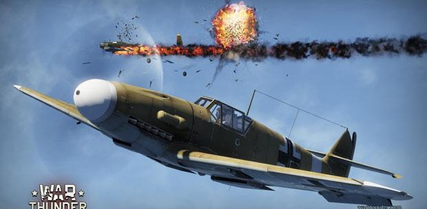 War Thunder [1.45.11.55] (2012) PC