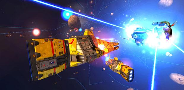 Homeworld Remastered (Gearbox Software) (RUS/ENG) [Repack] от R.G. Catalyst