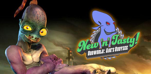 Oddworld: New 'n' Tasty [Update 4] (2015) PC | RePack от R.G. Механики