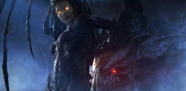 StarCraft 2 Heart of the Swarm (2013) (RUS) Clone DVD + Crack Only (FLT)