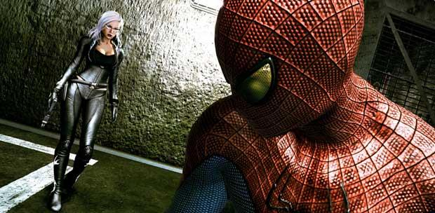 The Amazing Spider-Man [2012/PAL/MULTi3]