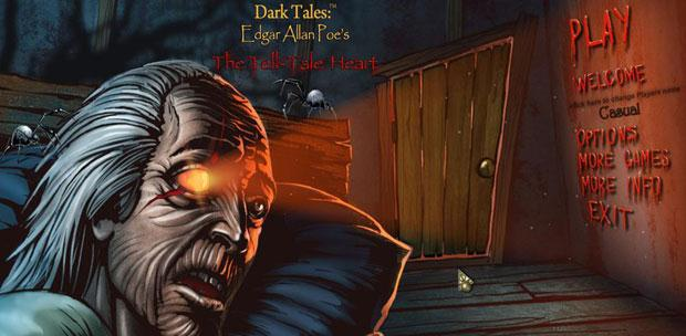 Dark Tales 8: Edgar Allen Poe's The Tell-tale Heart [Collector's Edition] [P] [ENG / ENG] (2015)