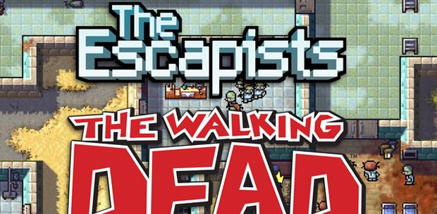 The Escapists: The Walking Dead (2015) PC | SteamRip от Let'sРlay