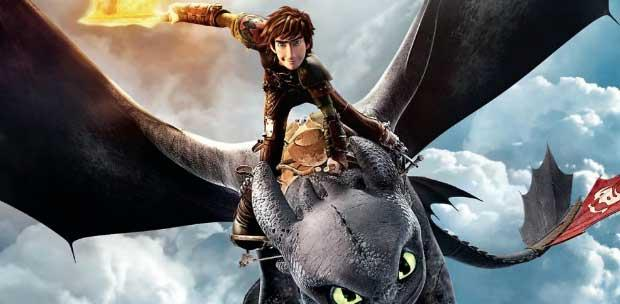 How To Train Your Dragon 2 [PAL/ENG]