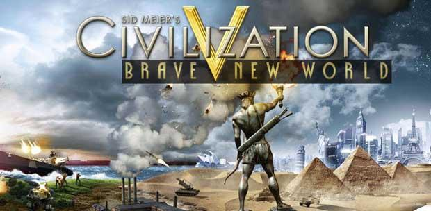 Sid Meier's Civilization V: Дивный Новый Мир - Золотое Издание \ Sid Meier's Civilization V: Brave New World - Gold Edition (2K Games \ 1C-CoфтКлаб) (RUS\ENG) [DL] [Steam-Rip] от R.G. Origins