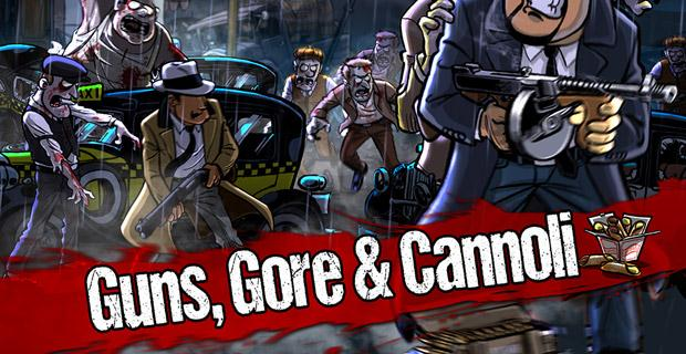 Guns, Gore & Cannoli [v 1.2.4] (2015) PC | RePack от R.G. Механики