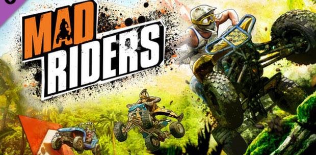 Mad Riders (2012/RUS/ENG) Portable от punsh