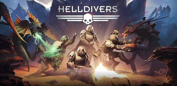 Helldivers (2015) PC | Steam-Rip от Let'sPlay