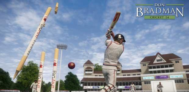 Don Bradman Cricket 14 [Region Free] (XGD2) (2014)