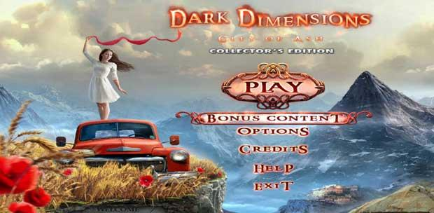 Dark Dimensions 3: City of Ash Collector's Edition [P] [ENG / ENG] (2013)