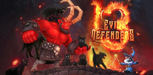Evil Defenders (2015) PC | RePack от R.G. Механики