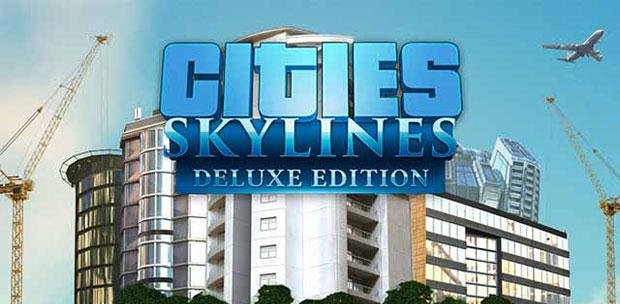 Cities: Skylines - Deluxe Edition [v 1.2.2 + 3 DLC] (2015) PC | RePack от R.G. Механики