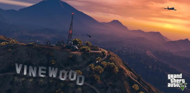 GTA 5 / Grand Theft Auto V [Update 5] (2015) PC | RePack от R.G. Механики