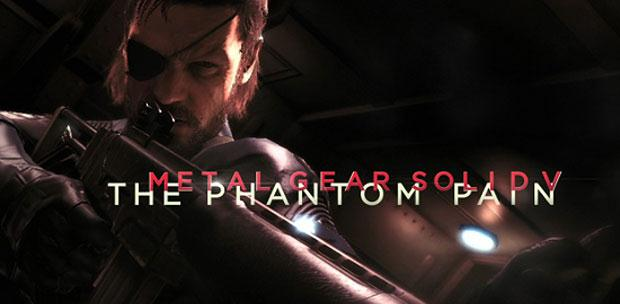 Metal Gear Solid V: The Phantom Pain [v 1.0.0.5] (2015) PC | RePack от R.G. Games