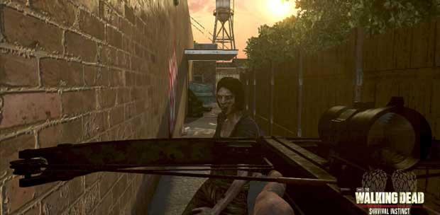 [Xbox 360] The Walking Dead: Survival Instinct (LT-1.9 (XGD2 / 15574)) [2013, Action, Horror]