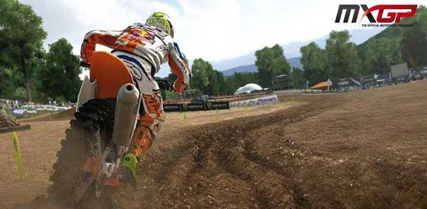 MXGP - The Official Motocross Videogame (Repack) [2014, Racing / Sports]