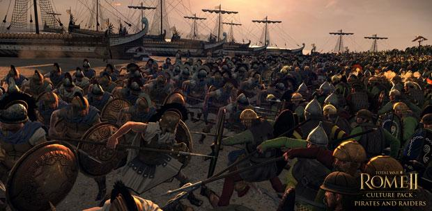 Total War: Rome 2 Emperor Edition [v 2.0.0.0+12 DLC] (2013) PC | RePack by xatab(18.09.2014)