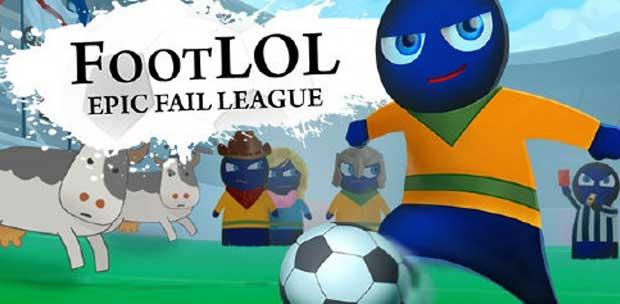FootLOL 2013: Epic Fail League (2013/PC/Русский)