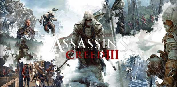 Assassin's Creed III - Complete Digital Deluxe Edition (Ubisoft \ Akella Games) (RUS\ENG\MULTi17) [Steam-Rip] от R.G. Origins