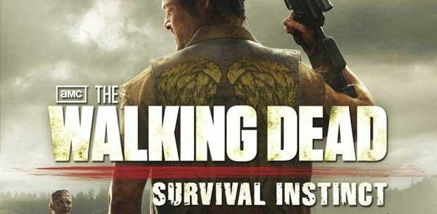The Walking Dead: Survival Instinct (RUS/ENG|MULTi6) [RePack] от R.G. Revenants