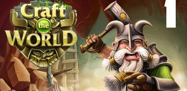 Craft The World [v 0.9.028] (2013) PC | RePack