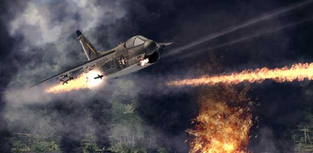 Air Conflicts: Vietnam (bitComposer Games) [RUS/ENG/MULTi7] от RELOADED