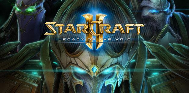 StarCraft II: Legacy of the Void (Blizzard Entertainments) [RUS]