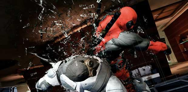 Deadpool (High Moon Studios) [RUS/ENG/MULTi6] Steam-Rip от R.G. GameWorks + Crack only от Voksi