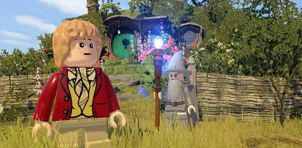 LEGO The Hobbit [Region Free/RUS](LT+3.0)