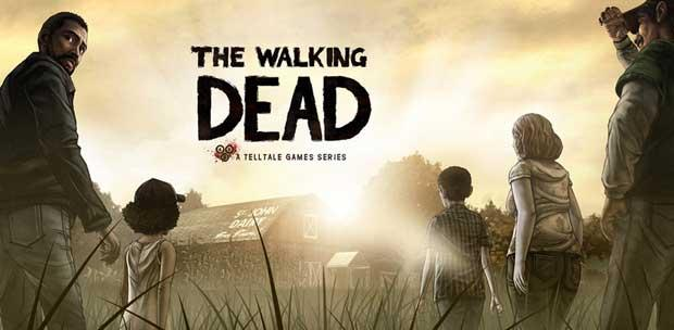 The Walking Dead Episode 1 - A New Day