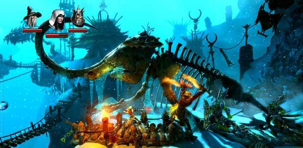 Trine 2 Complete Story (2011) PC | RUS RePack by R.G. Механики (v. 2.00)
