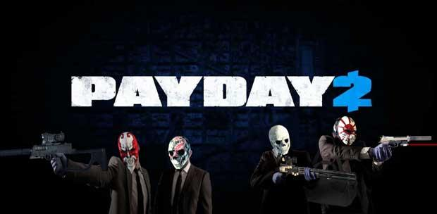PayDay 2 (2013/RUS/ENG) RePack by R.G.Механики