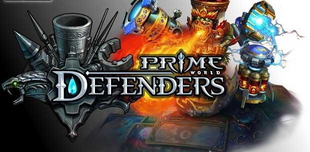 Prime World: Defenders (Nival) (ENG/RUS) [L|Steam-Rip] от R.G. GameWorks