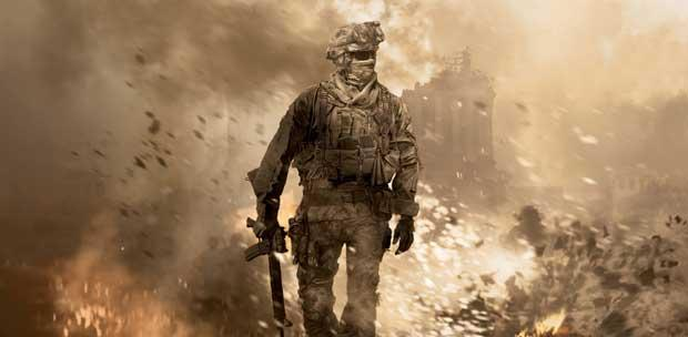 Call of Duty: Modern Warfare 2 - Multiplayer Only [AlterIWnet] (2009) PC | Rip by Mizantrop1337