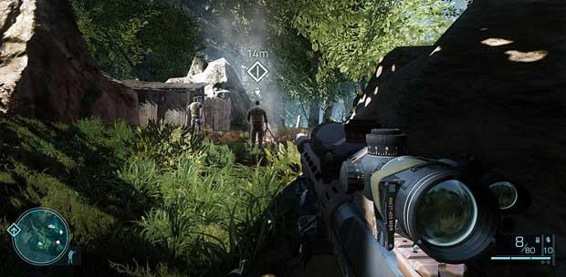 [Xbox 360] Sniper: Ghost Warrior 2 (LT+ 1.9) [2013, Action (Shooter), 3D, 1st Person]
