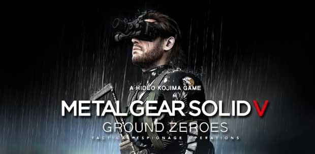 [Xbox360] Metal Gear Solid V: Ground Zeroes [RUS][PAL / NTSC-U] [2014, Action / 3D / 3rd Person / Stealth]