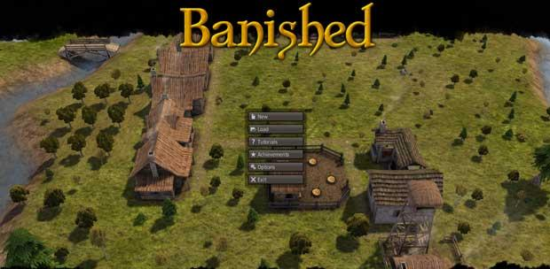 Banished (Shining Rock Software) (GOG) (ENG)