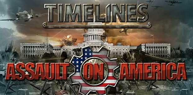 Timelines: Assault on America (2013) (ENG) [L] - RELOADED