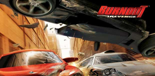 Burnout Revenge [PAL/ENG]