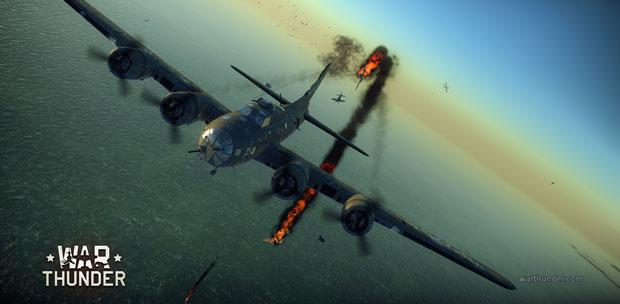 War Thunder [1.45.11.110] (2012) PC