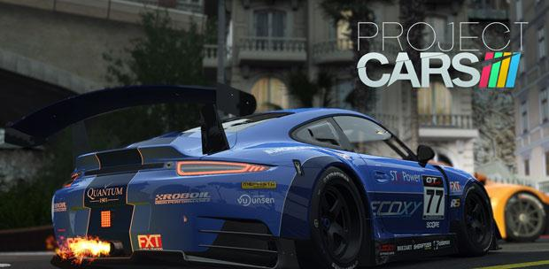 Project CARS (Bandai Namco Games) (RUS/ENG/Multi8) от RELOADED