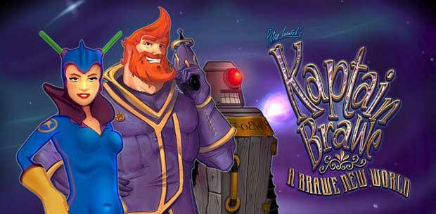 Kaptain Brawe: A Brawe New World (2011) PC | RePack от Let'sРlay