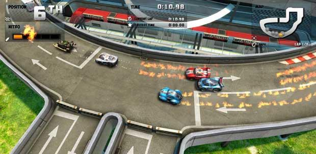 Mini Motor Racing EVO (The Binary Mill) (ENG) от FANiSO